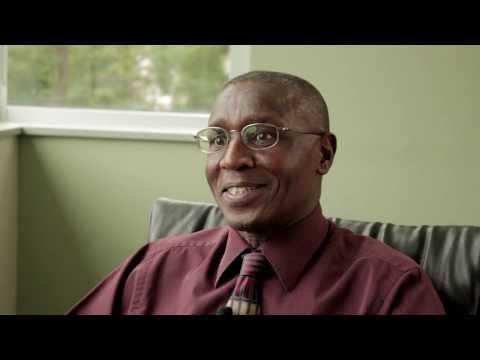 Richard Mshomba, Ph.D., '85, La Salle Alumnus and Economics Professor