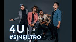 4U al ritmo de Bad Bunny, Maluma, Karol G y Lalo Ebratt! #SinFiltro