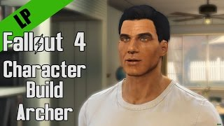 Fallout 4 - Character Builds: Sterling Archer