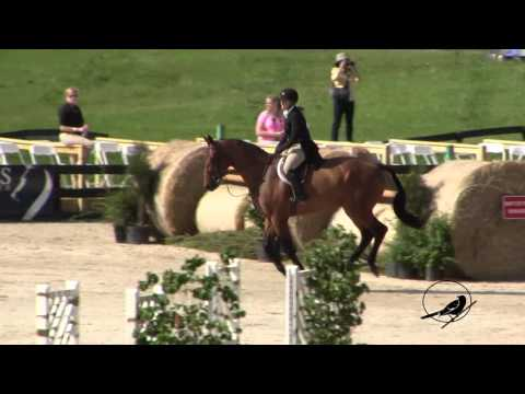 The Upperville Colt and Horse Show Hunter Derby 2015