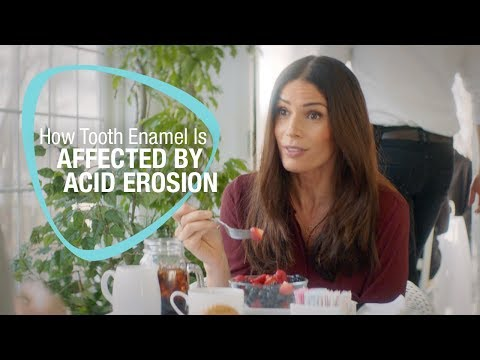 How Acidic Foods And Drinks Affect Tooth Enamel | Pronamel®