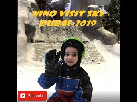 ❄️ ⛷️⛄ NINO VISIT SKI DUBAI AND SEE THE FUNNY PENGUIN ❄️ ⛷️⛄ DUBAI-UAE ❄️ ⛷️⛄2019