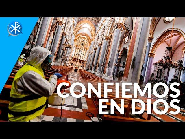 Confiemos en Dios   Perseverancia - P. Gustavo Lombardo