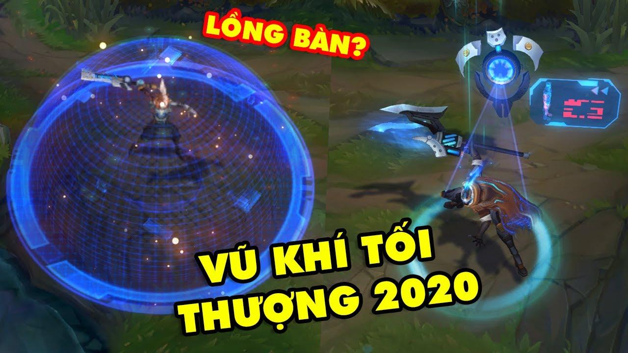 Chất chơi với loạt trang phục Vũ Khí Tối Thượng 2020 siêu ngầu trong LMHT: Ekko úp lồng bàn?