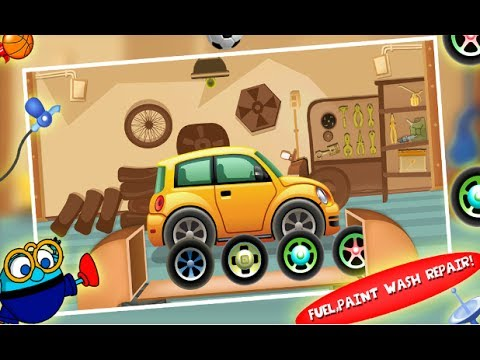 wash my car for kids cartoon games for kids video free car games to play android