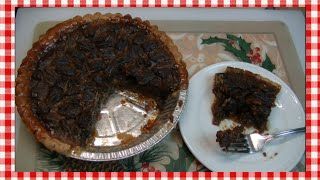 Brown Sugar Pecan Pie Recipe ~ Noreen