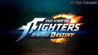 The King of Fighters: DESTINY (smartphone game trailer)
