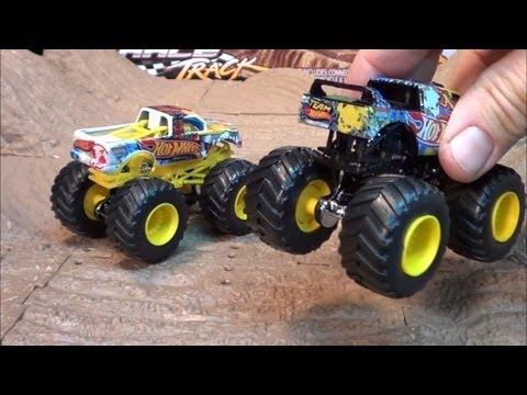 New Model 2013 Team Hot Wheels Firestorm Monster Jam