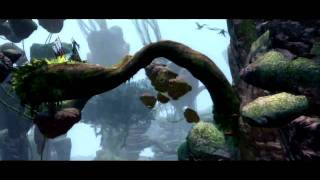 james camerons avatar - the game - navi gameplay trailer