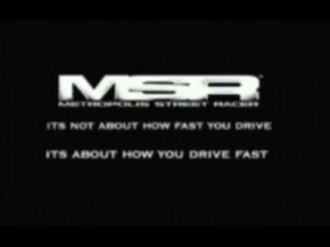 Sold out - Metropolis street racer soundtrack