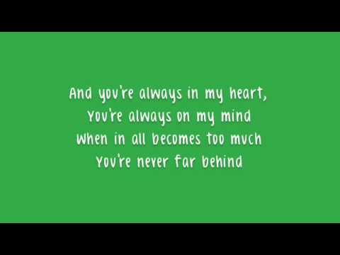 Only You Can Love Me This Way by Keith Urban lyrics onscreen