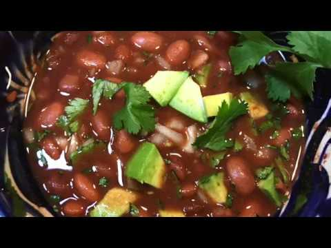 Frijoles Pinto/Basic Pinto Beans Slow Cooker