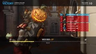 FFA Deathmatch Junkrat Win - Salty Widow Denies Me a Kill, Pays for it Later. Also a Pretty Good DF.