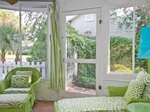 Bohemian Cottage circa 1946-Mermaid Cottages Vacation Rentals-Tybee Island GA