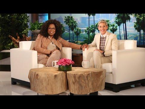 Ellen on Oprah's 'Master Class'