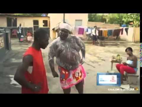 Couloir d'Afrique - Pub Africaine Congo RDC