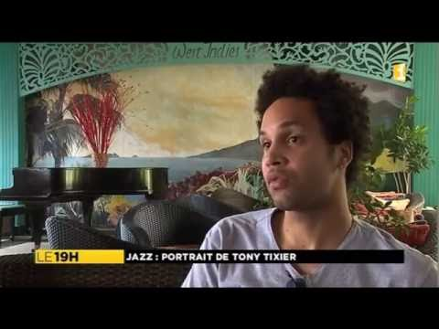 19h Journal du 13/08/2016 (Martinique1ere portrait Tony Tixier)