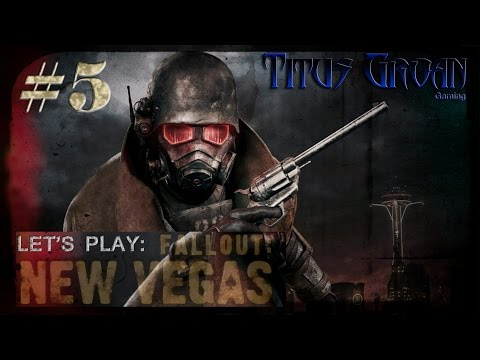 #5 Let's Play: Fallout: New Vegas - Rescuing Deputy Beagle