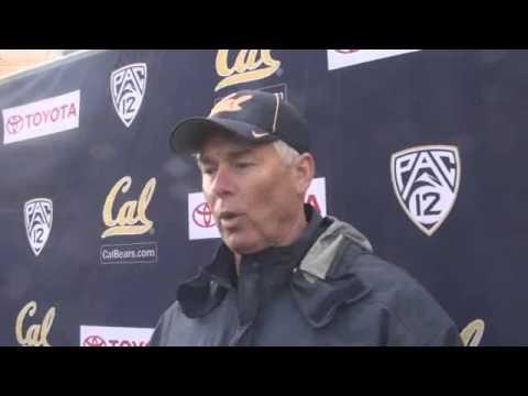 Cal Defensive Coordinator Art Kaufman
