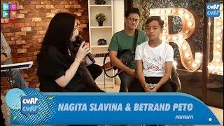 Download lagu SERUNYA BETRAND PETO PUTRA ONSU KOLABORASI DENGAN ANNETH & NAGITA SLAVINA -CUAP-CUAP PAGI