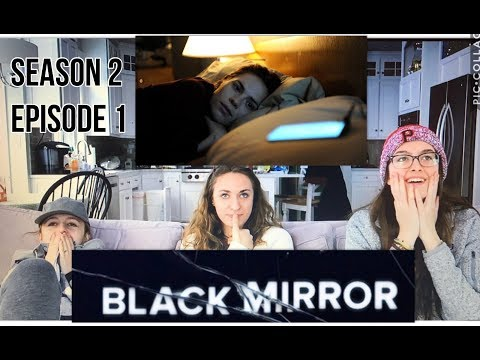 Black Mirror - 2x1 Be Right Back - Reaction