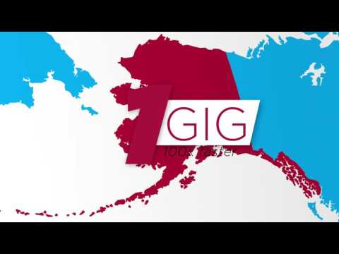 GCI Alaska | Fairbanks 1 Gig Internet