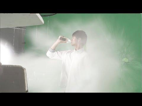 竹内涼真、CM撮影でずぶ濡れ 新CM『ザ・タンサン ストロングインパクト 登場篇』&メイキング映像