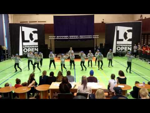 CEREAL KILLERS  - Lithuania open