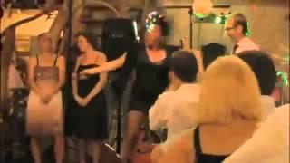 Пьяный стриптиз на свадьбе