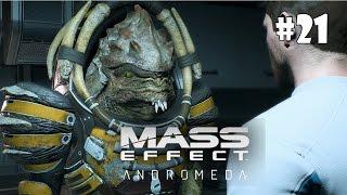 Mass Effect: Andromeda (Подробное прохождение) #21 - Шоковая терапия