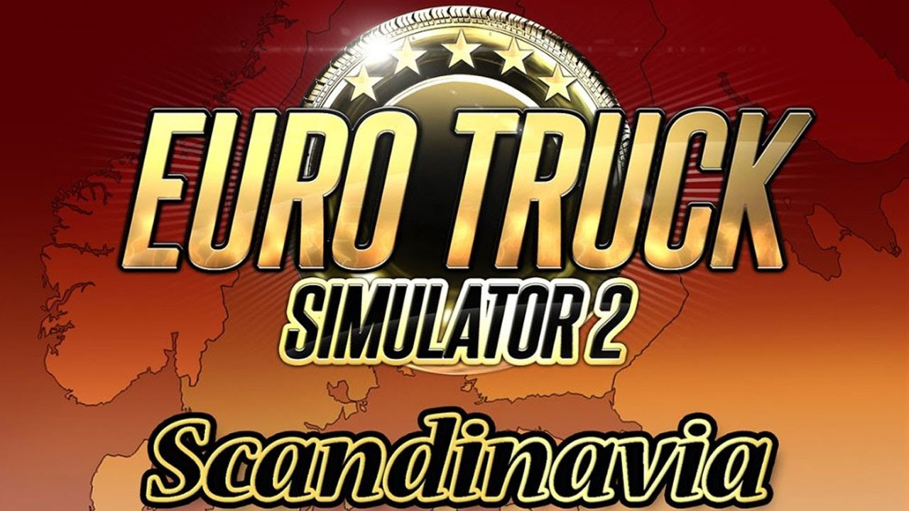 euro truck simulator 2 scandinavian dlc live stream 13 04. Black Bedroom Furniture Sets. Home Design Ideas