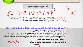 #كفايات كيمياء المحاضرة الاولى ( عصام حافظ)