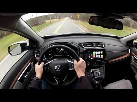 Amazing! New Honda CR-V 2017 - Review about Quality