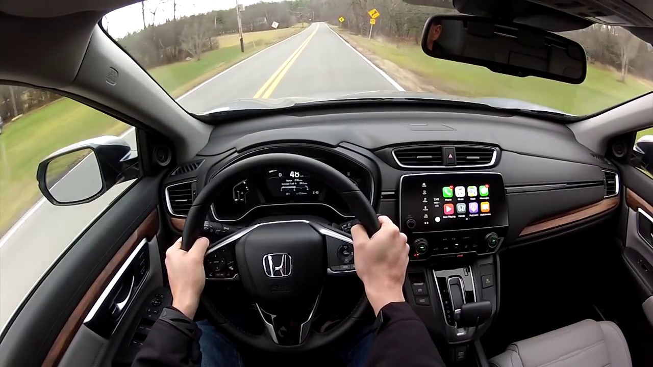 New Honda Cr V 2017 Review About Quality