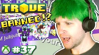 NEW CLUB COMMANDS COMING AFTER ECLIPSE! ✪ Scythe Plays Trove Xbox One #37