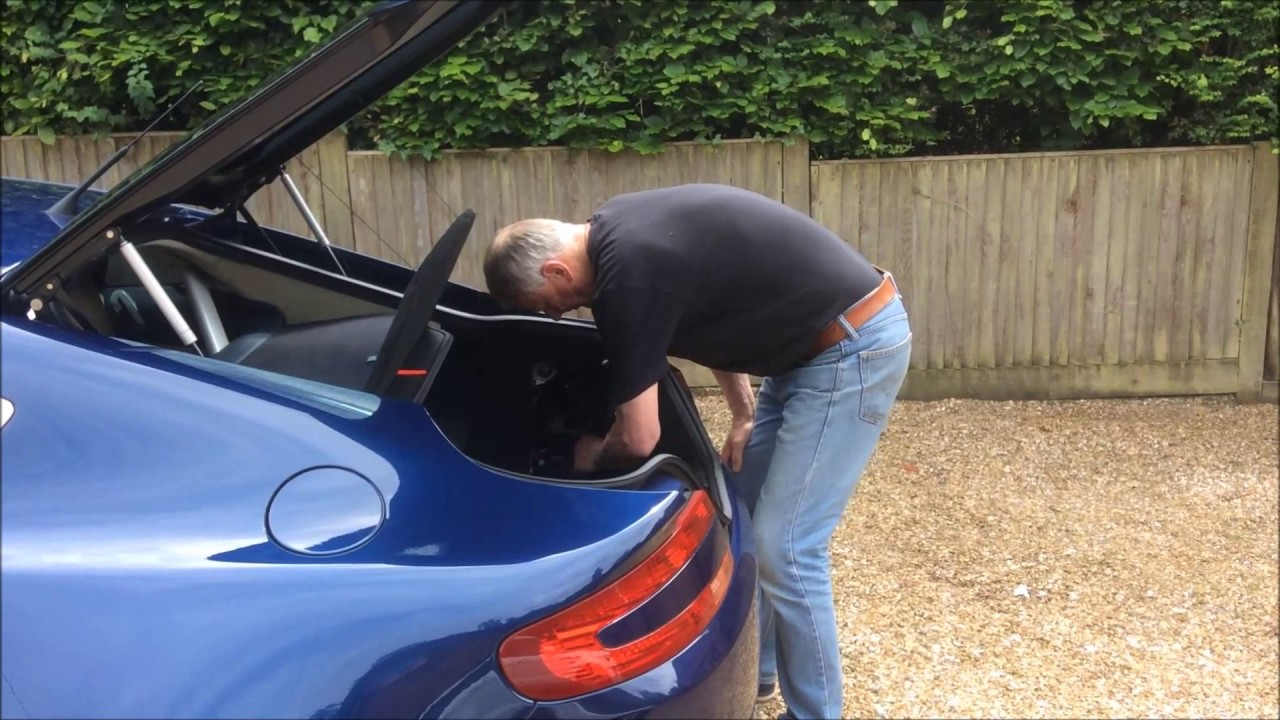 Aston Martin Exhaust Remote Control Install Youtube