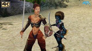 Summoner: A Goddess Reborn - Gamecube Gameplay 4K 2160p (DOLPHIN)