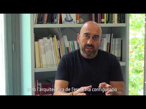 Els grups de recerca als Estudis de Psicologia i Ciències de l'Educació - Guillermo Bautista