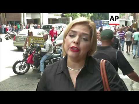 Venezuela mistreating jailed US man, lawyer says