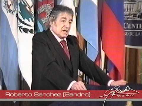 Mención de Honor 2006 - Sandro (Parte 4 de 4)
