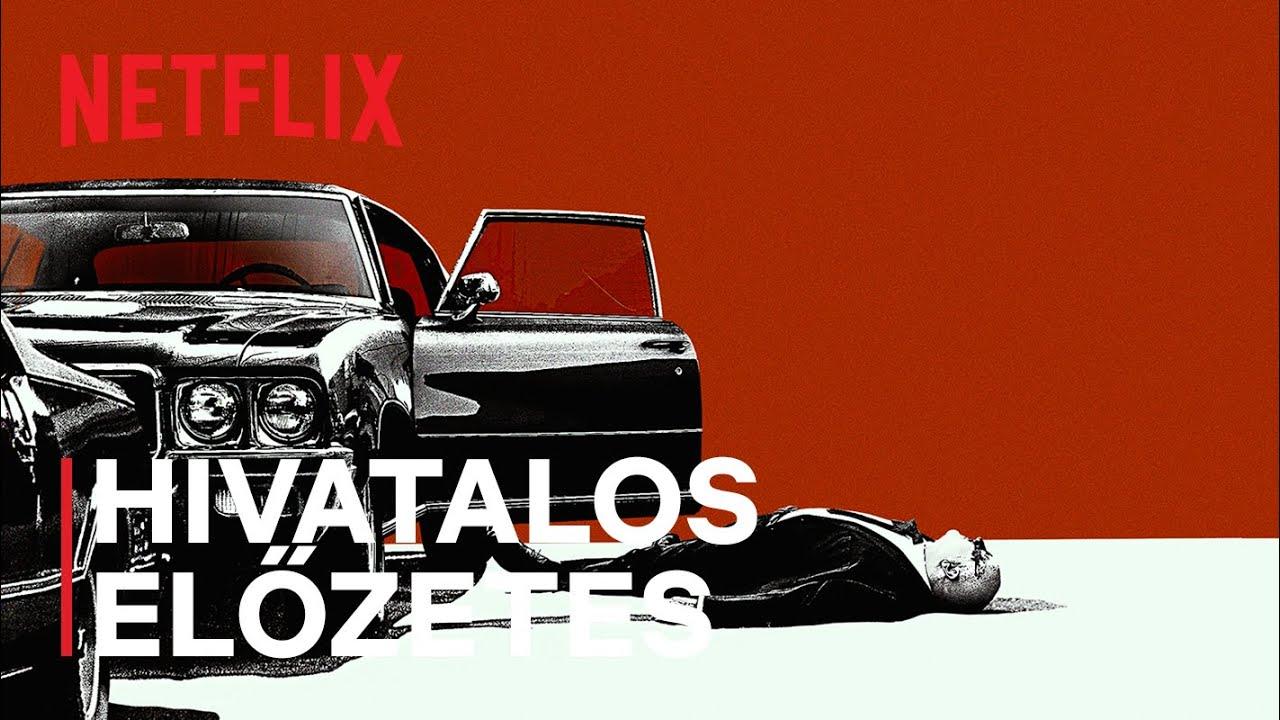 A félelem városa: New York a maffia ellen | Hivatalos előzetes | Netflix
