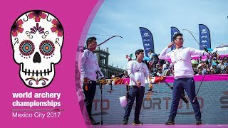Korea v Canada – Recurve Men Team Bronze final | Mexico City 2017