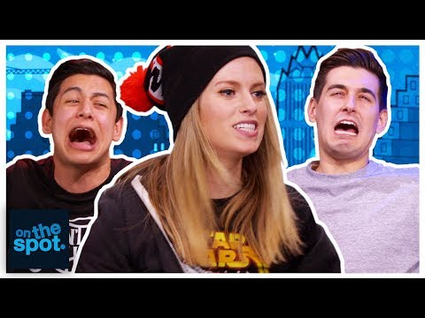On The Spot: Ep. 118 - You Better Watch Out! | Rooster Teeth