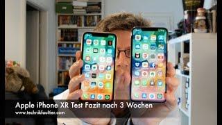Apple iPhone XR Test Fazit nach 3 Wochen