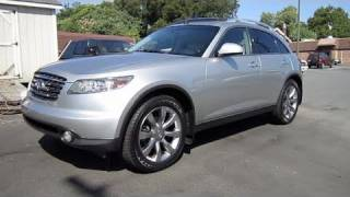 2004 Infiniti FX35 Start Up, Exhaust, and In Depth Tour
