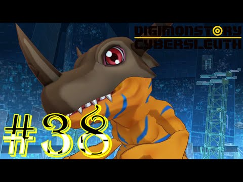 Digimon Story: Cyber Sleuth - Chapter 6 - Part 38 - Kuramon & Keramon's Property