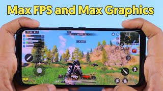 Nubia Red Magic 3 Call of Duty : Mobile Max Graphics and Max FPS Gameplay