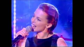 Kylie Minogue - Did It Again (Live National Lottery Show 1997)