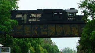 Norfolk Southern Thru Shenandoah Junction