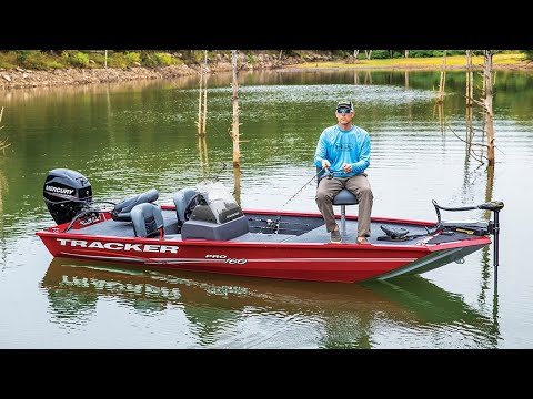 TRACKER Boats : Videos : Pro 160 Aluminum Fishing Boat